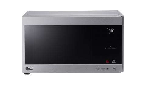 LG MICROWAVE 42 L INVERT SMART I WAVE SILVER 1350W MS4295CIS