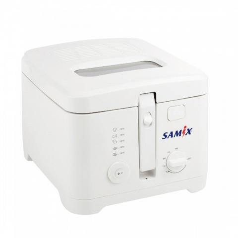 SAMIX BDZ-29 DEEP FRYER 1650W 2.5 L WHITE