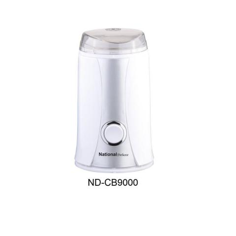 NATIONALDELUXE ND-CB9000 COFFE GRINDER 85G 150W