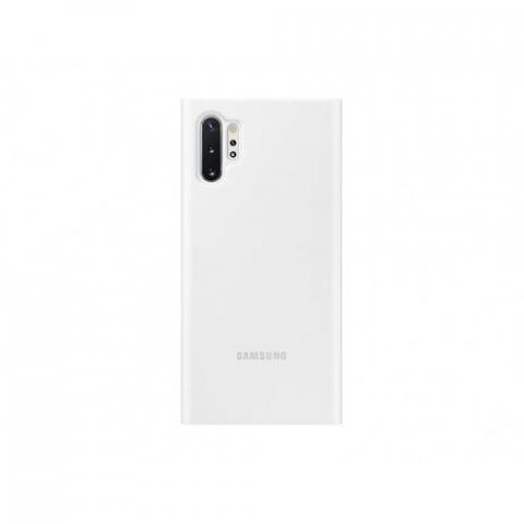 Samsung Galaxy Note10+ Clear View Cover Silver