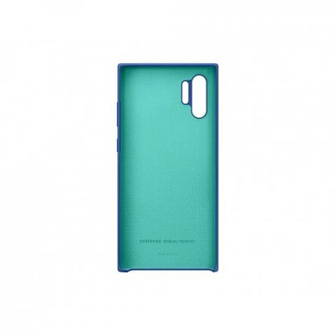 Samsung Galaxy Note10+ Silicone Cover Blue