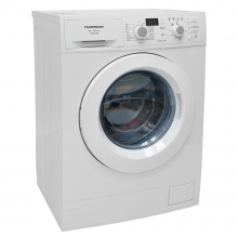 Thomson 8KG 1200RPM Washing Machine TOM8 12W white