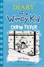wimpy kid cabin fever