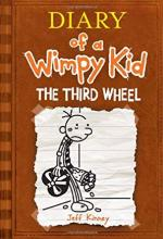 wimpy kid the third wheel
