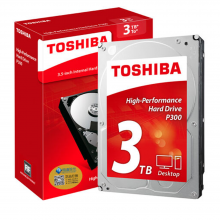 Toshiba 3TB Internal Hard Disk - HDWD130