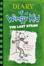 Diary of a Wimpy Kid: The Last Straw Book 3 By Jeff Kinney
