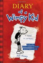 Diary of a Wimpy Kid book 1 By Jeff Kinney