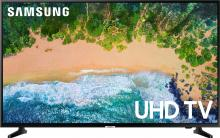 Samsung 65 inch 4K Smart TV with Built-in Receiver - 65NU7170