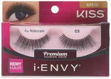 Kiss I Envy Au Naturale 03 Lashes Kpe10