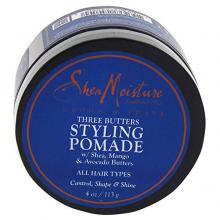 SheaMoisture Three Butters Styling Pomade 4 oz