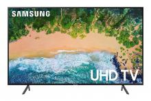 Samsung 75 Inch UHD 4K Smart TV Series 7 UA 75 RU 7100 RXTW