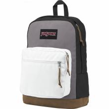 JanSport Right Pack Black Grey Horizon