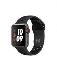Apple Watch series 3 Cellular Nike edition 38 mm