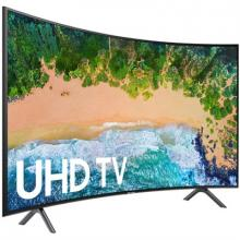 Samsung 55 Inch Curved Smart 4K UHD TV (2019) UA 55 RU 7300 RXTW Show row weights