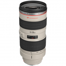 Canon EF 70 - 200mm f / 2.8 L IS II USM Lens