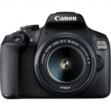 Canon EOS 2000D Kit 18-55 IS