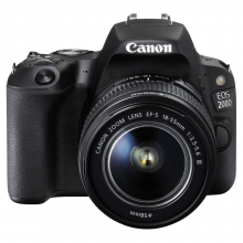 Canon EOS 200D Kit 18 55 IS STM