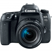 Canon EOS 77D Kit 18-135 IS USM