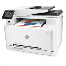 HP LaserJet Colour Ethernet pro MFB M281fdn