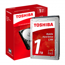Toshiba 1TB Internal Hard Drive Laptop - L200
