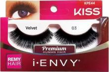 Kiss I Envy Velvet 03 Eye Lashes KPE44