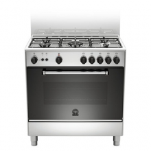 La Germania 80 * 50 cm, 5 Gas Burners, Stainless Steel Cooker AM85C31DX