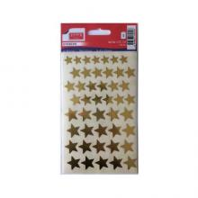 TANEX Gold Stars Stickers STC-137