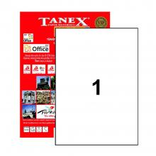 TANEX Computer label TW-2000T