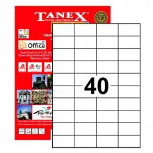 TANEX Address labels TW2040