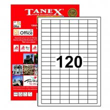 TANEX Address labels TW-2120