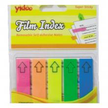 Yidoo Index Sticky Notes 4c 5312/5461/5440