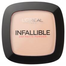 LOREAL INFALLIBLE POWDER FOUNDATION 123 WARM 15%