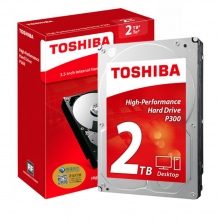 Toshiba 2TB Internal Hard Disk - HDWD120
